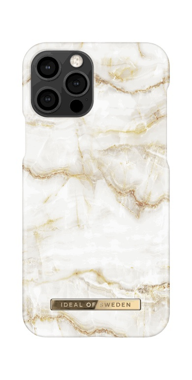 iphone 12 pro - ideal of sweden apple iphone 12/12 pro (golden pearl marble) - 1 - krytarna.cz