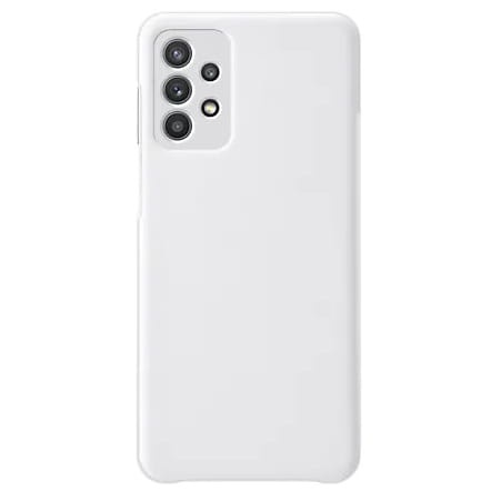 more a series - samsung galaxy a32 5g ef-ea326pw white s view wallet cover - 2 - krytarna.cz