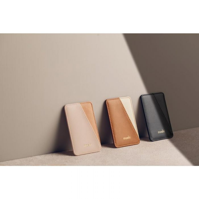 other accessories - moshi slim wallet (system snapto™) (luna pink) - 4 - krytarna.cz