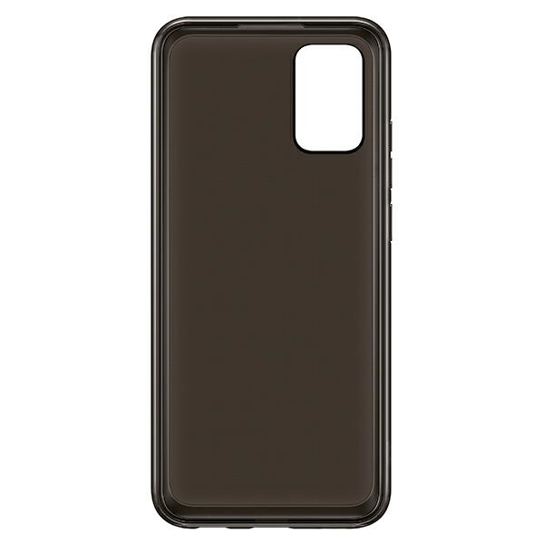 more a series - samsung galaxy a02s ef-qa026tb clear cover black - 6 - krytarna.cz