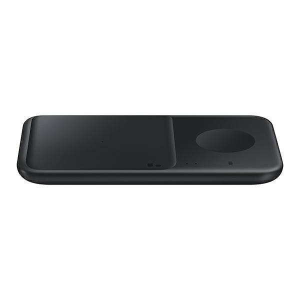 wireless chargers - samsung duo wireless charger ep-p4300tb black - 1 - krytarna.cz