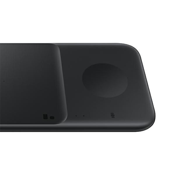 wireless chargers - samsung duo wireless charger ep-p4300tb black - 5 - krytarna.cz