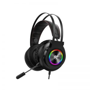 Audio - Havit H654U RGB Gaming Headphones - 1 - krytarna.cz