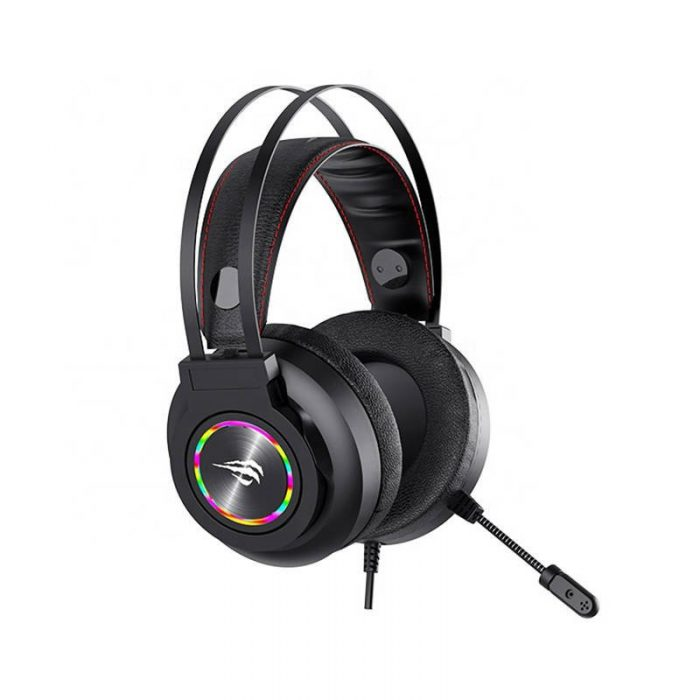 audio - havit h654u rgb gaming headphones - 4 - krytarna.cz