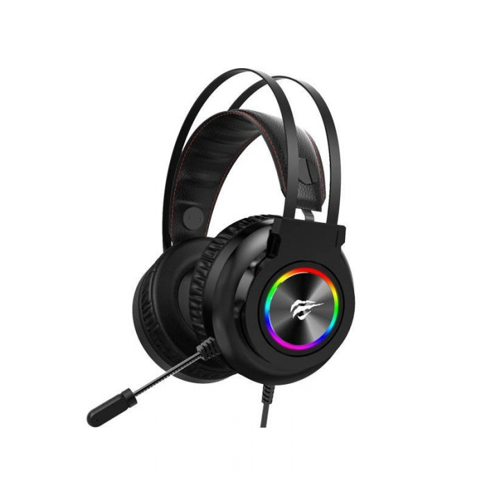 audio - havit h654u rgb gaming headphones - 5 - krytarna.cz