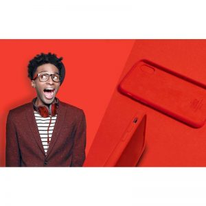 S10 - PURO ICON Cover - Samsung Galaxy S10 (red) Limited edition - 2 - krytarna.cz