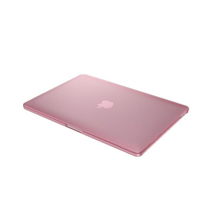 macbook - speck smartshell case apple macbook pro 13 (2020 2 ports/apple m1 chip) (crystal pink) - 1 - krytarna.cz