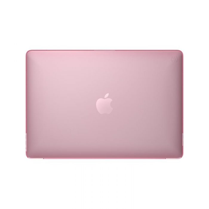 macbook - speck smartshell case apple macbook pro 13 (2020 2 ports/apple m1 chip) (crystal pink) - 6 - krytarna.cz