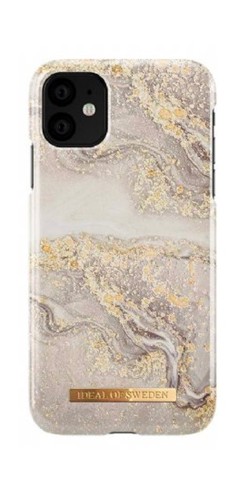 iphone 11 - ideal of sweden apple iphone 11 (sparkle greige marble) - 1 - krytarna.cz