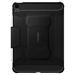 iPad Air 4 2020 - Spigen Rugged Armor Pro Apple iPad Air 4 2020 Black - 2 - krytarna.cz