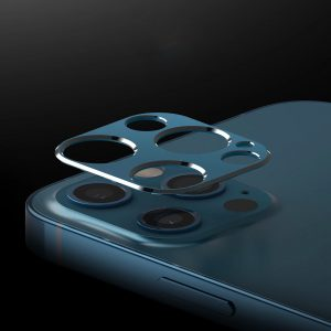 iPhone 12 Pro Max - Ringke Camera Styling Apple iPhone 12 Pro Max Gray - 2 - krytarna.cz