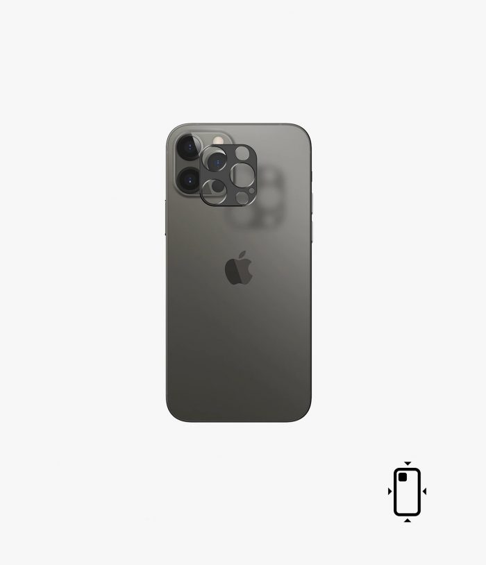 iphone 12 pro max - ringke camera styling apple iphone 12 pro max silver - 3 - krytarna.cz