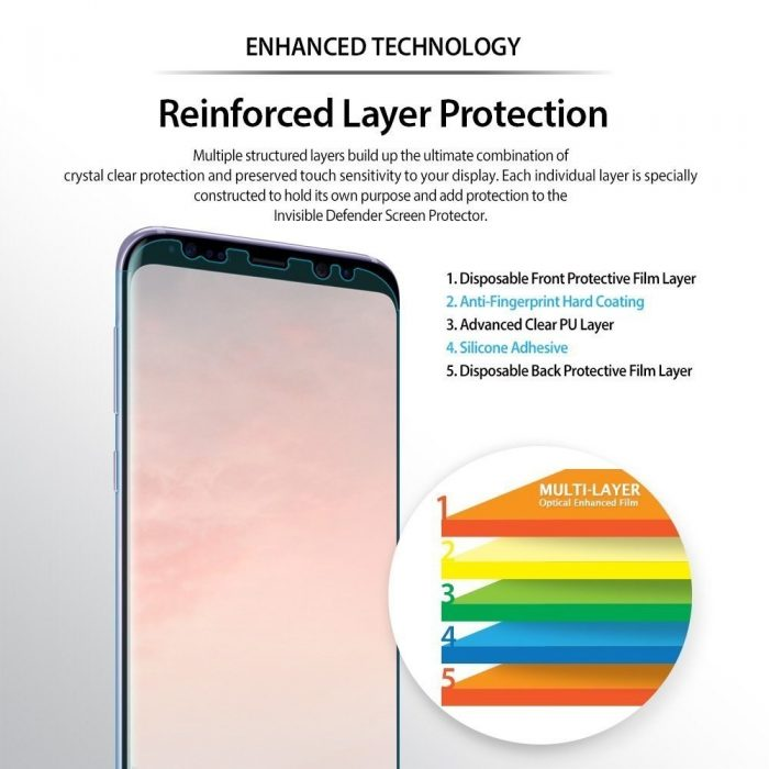 - ringke invisible defender samsung galaxy s8 full cover - 5 - krytarna.cz