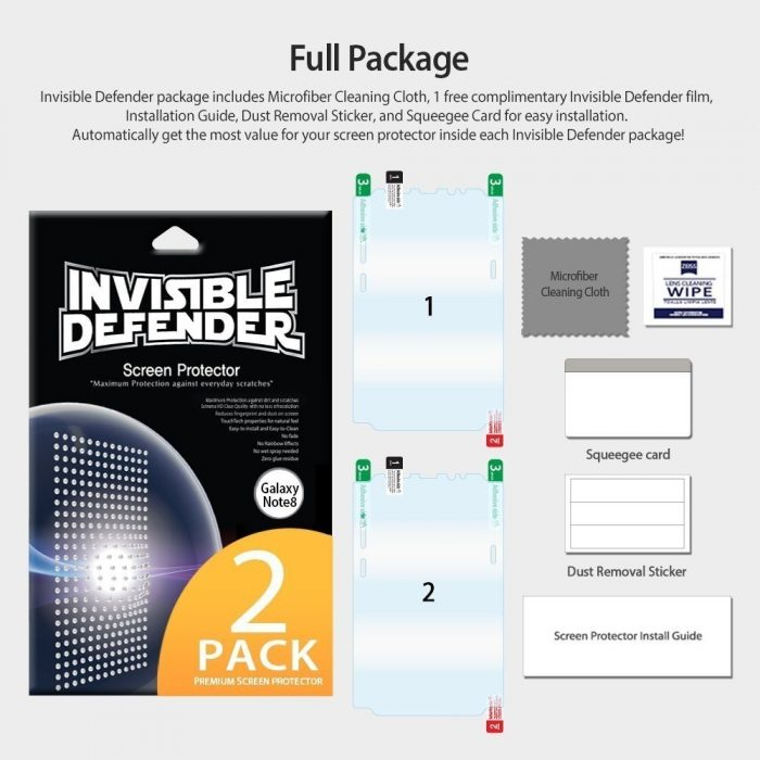 - ringke invisible defender samsung galaxy note 8 full cover - 8 - krytarna.cz