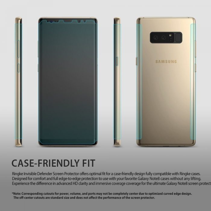 - ringke invisible defender samsung galaxy note 8 full cover - 9 - krytarna.cz