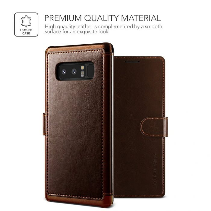 - vrs design layered dandy galaxy note 8 brown - 3 - krytarna.cz