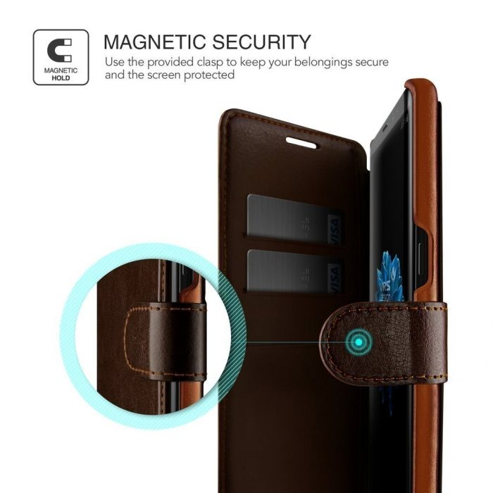 - vrs design layered dandy galaxy note 8 brown - 5 - krytarna.cz