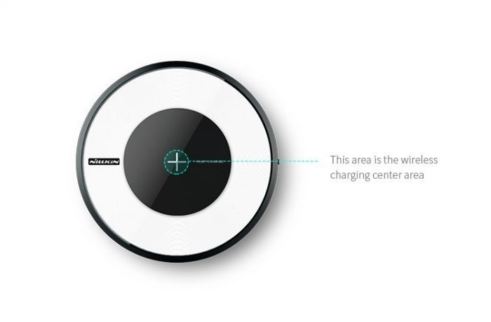 nillkin magic disk 4 fast qi wireless charger - export 3138