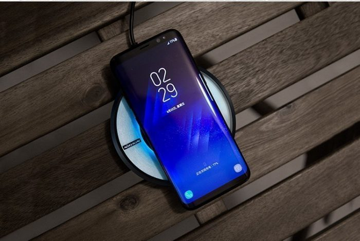 nillkin magic disk 4 fast qi wireless charger - export 3141
