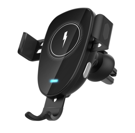 mounts - wireless charging electric car phone holder blitzwolf bw-cw2 qi 15w - 1 - krytarna.cz