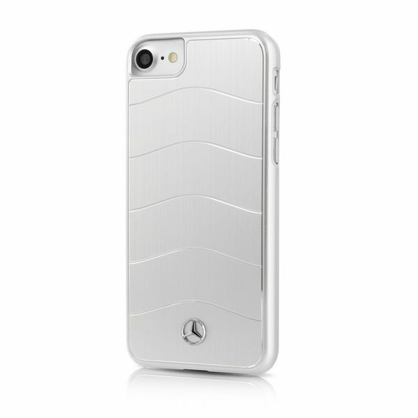 iphone se 2020 - mercedes mehcp7cusalsi apple iphone se 2020/8/7 hard case silver - 1 - krytarna.cz