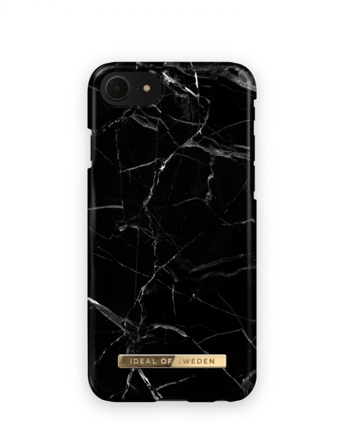 iphone se 2020 - ideal of sweden fashion apple iphone se 2020/8/7 (black marble) - 1 - krytarna.cz