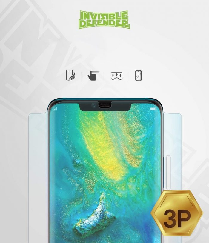 mate 20 pro - ringke invisible defender huawei mate 20 pro full cover - 2 - krytarna.cz