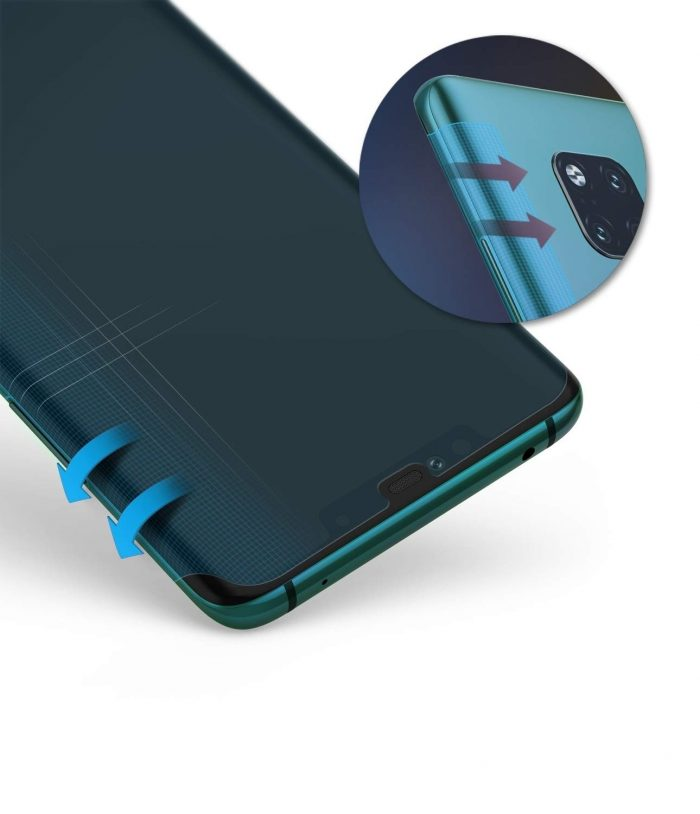 mate 20 pro - ringke invisible defender huawei mate 20 pro full cover - 3 - krytarna.cz