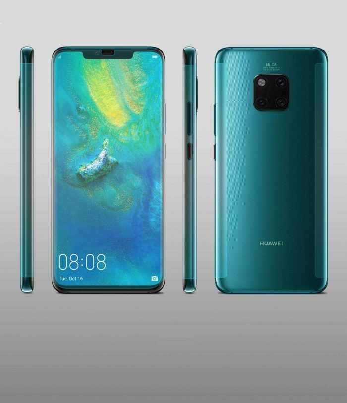 mate 20 pro - ringke invisible defender huawei mate 20 pro full cover - 4 - krytarna.cz