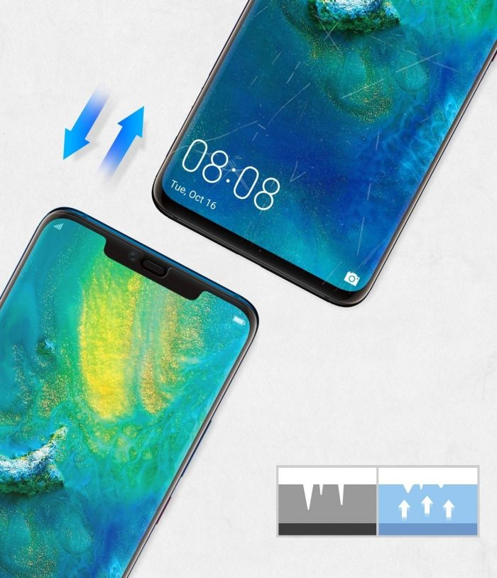 mate 20 pro - ringke invisible defender huawei mate 20 pro full cover - 7 - krytarna.cz