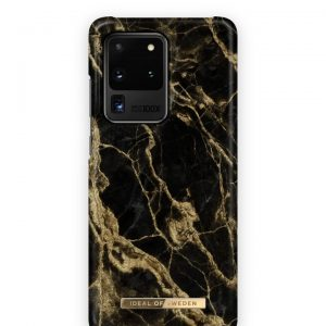 S20 Ultra - iDeal of Sweden Fashion Samsung Galaxy S20 Ultra (Golden Smoke Marble) - 1 - krytarna.cz