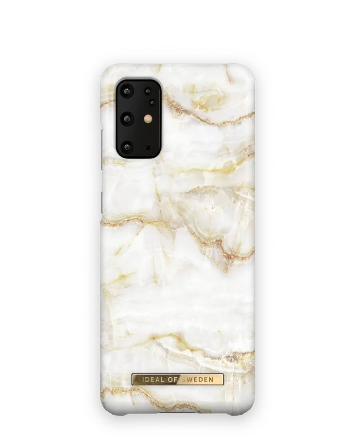 s20 plus - ideal of sweden fashion samsung galaxy s20+ plus (golden pearl marble) - 1 - krytarna.cz