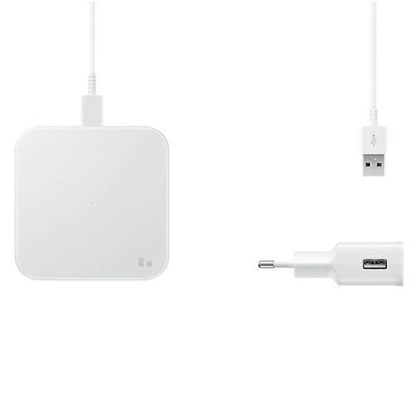 wireless chargers - samsung wireless charger ep-p1300tw fast charger white - 5 - krytarna.cz