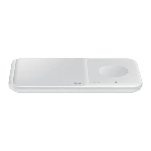 wireless chargers - samsung wireless charger ep-p4300bw white duo - 1 - krytarna.cz
