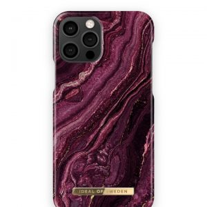 iPhone 12 Pro - iDeal of Sweden Fashion Apple iPhone 12/12 Pro (Golden Plum) - 1 - krytarna.cz