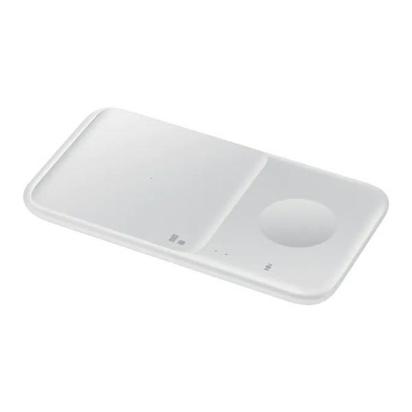 wireless chargers - samsung wireless charger ep-p4300bw white duo - 3 - krytarna.cz