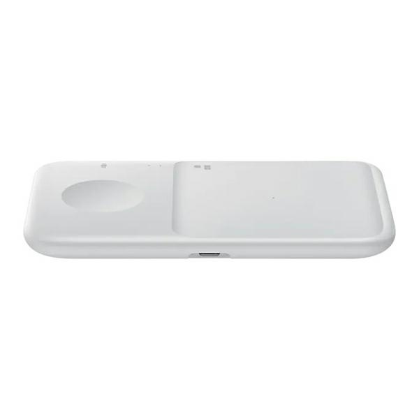 wireless chargers - samsung wireless charger ep-p4300bw white duo - 4 - krytarna.cz