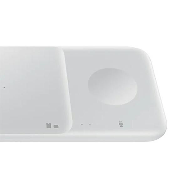 wireless chargers - samsung wireless charger ep-p4300bw white duo - 5 - krytarna.cz