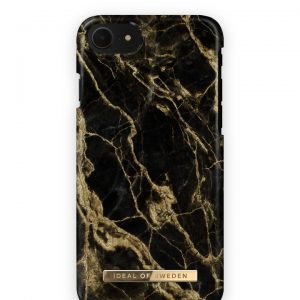 iPhone SE 2020 - iDeal of Sweden Fashion Apple iPhone SE 2020/8/7 (Golden Smoke Marble) - 1 - krytarna.cz