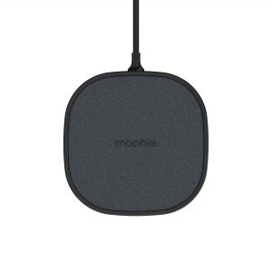 Wireless chargers - Mophie Wireless Charging Pad Fast Charge 15W (black) - 1 - krytarna.cz