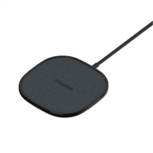Wireless chargers - Mophie Wireless Charging Pad Fast Charge 15W (black) - 2 - krytarna.cz