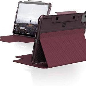 "MacBook - UAG Lucent with Apple Pencil Slot iPad Air 10.9"" 2020 (Aubergine/Dusty Rose) - 1 - krytarna.cz"