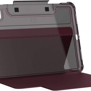 "MacBook - UAG Lucent with Apple Pencil Slot iPad Air 10.9"" 2020 (Aubergine/Dusty Rose) - 2 - krytarna.cz"