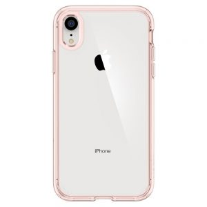 iPhone XR - Spigen Ultra Hybrid Apple iPhone XR Rose Crystal - 2 - krytarna.cz