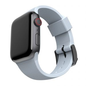 Apple Watch - UAG Urban Gear Armor Dot [U] Strap Apple Watch 4/5/6/SE 42/44mm (soft blue) - 1 - krytarna.cz