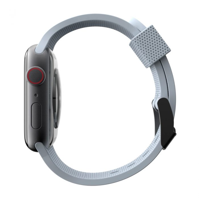 apple watch - uag urban gear armor dot [u] strap apple watch 4/5/6/se 42/44mm (soft blue) - 2 - krytarna.cz
