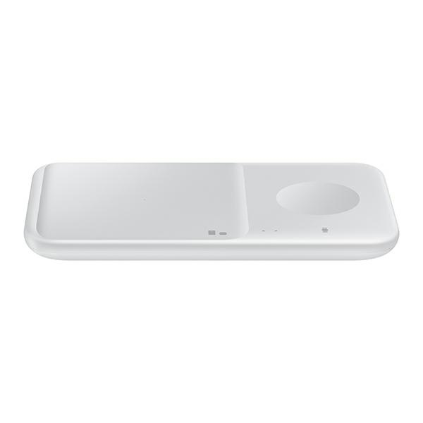 wireless chargers - samsung duo wireless charger ep-p4300tw white - 1 - krytarna.cz