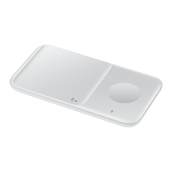 wireless chargers - samsung duo wireless charger ep-p4300tw white - 3 - krytarna.cz