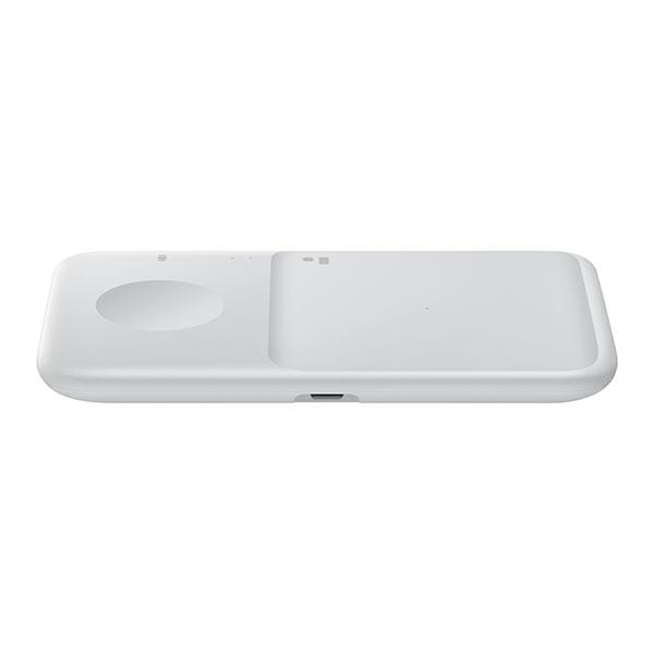 wireless chargers - samsung duo wireless charger ep-p4300tw white - 4 - krytarna.cz