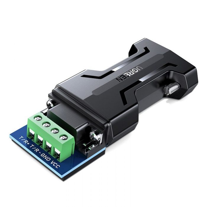 adapters/hubs - ugreen rs232 to rs485 adapter black (80110 cm261) - 2 - krytarna.cz